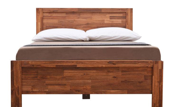 Libby Acacia Wooden Bed Next Day Select Delivery
