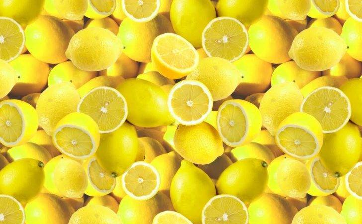 Life Gives Lemons Make Pattern Design
