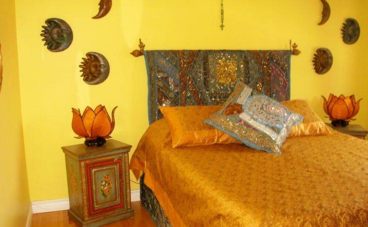 Lifestyle Predominantly Indian Bedroom