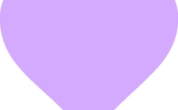 Light Purple Hearts Imgkid Has