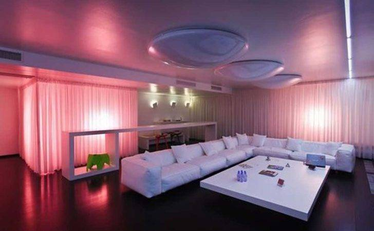 Lighting Ideas Living Room Modern Design Style