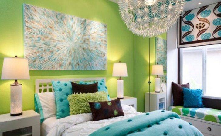 Lime Green Blue Bedroom Fresh Bedrooms Decor Ideas