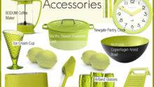 Lime Green Kitchen Accessories Polyvore