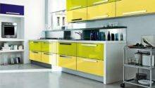 Lime Green Kitchen Summer Colour Schemes Home Trends