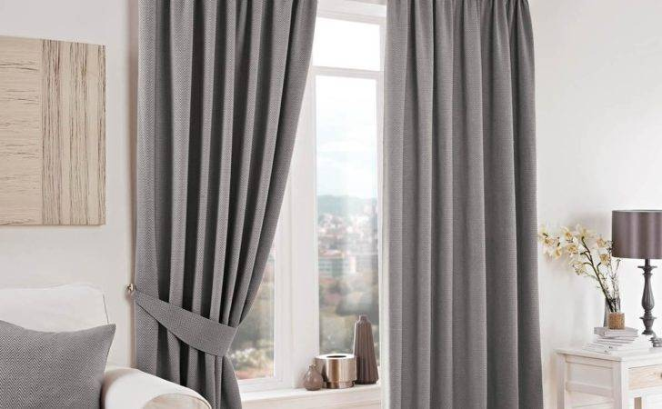 Lincoln Lined Curtains Silver Delivery Terrys