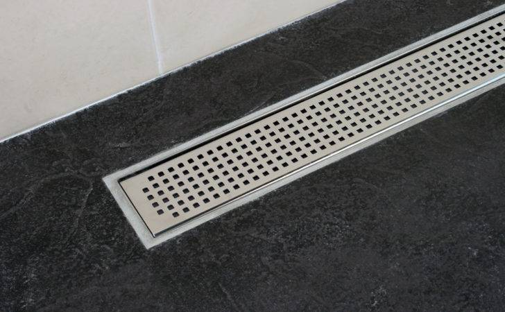 Linear Floor Channel Drains Gully Shower Wet Room