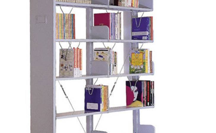 Lion Library Book Shelving System Reprographic