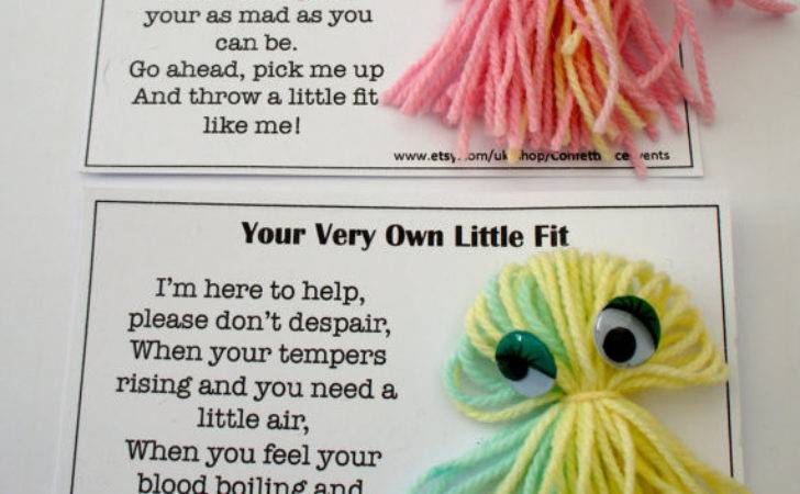 Little Fit Saying Handmade Gift Idealpin