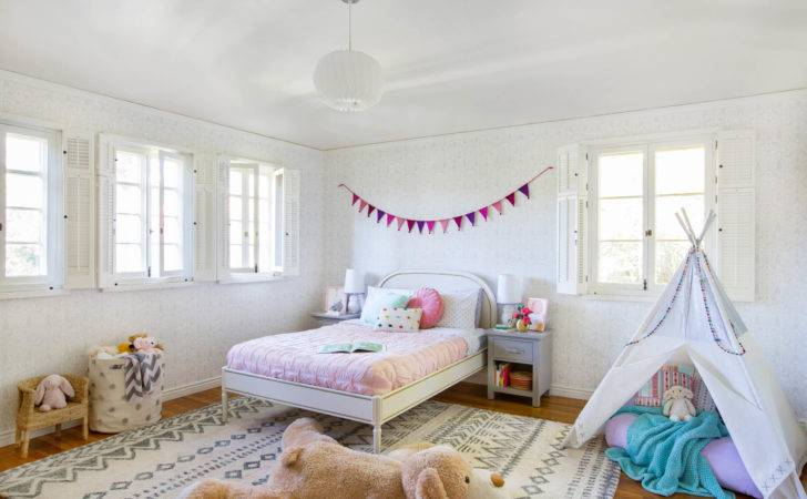 Little Girl Playful Bedroom Reveal Emily Henderson