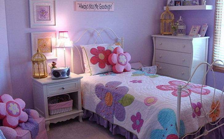 Little Girl Small Bedroom Ideas