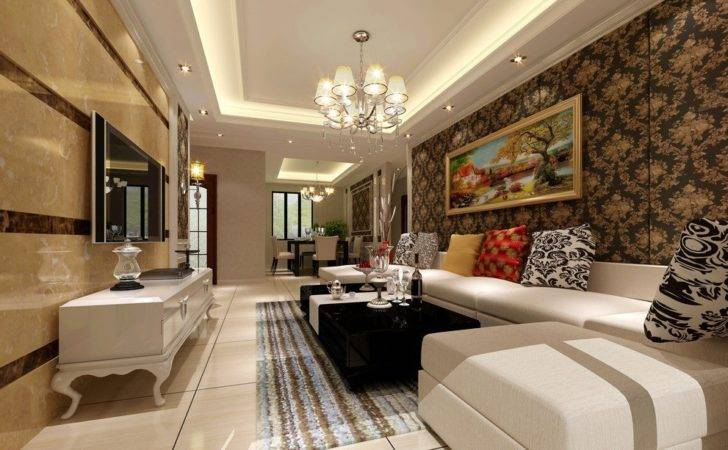 Living Dining Room Interior Design House