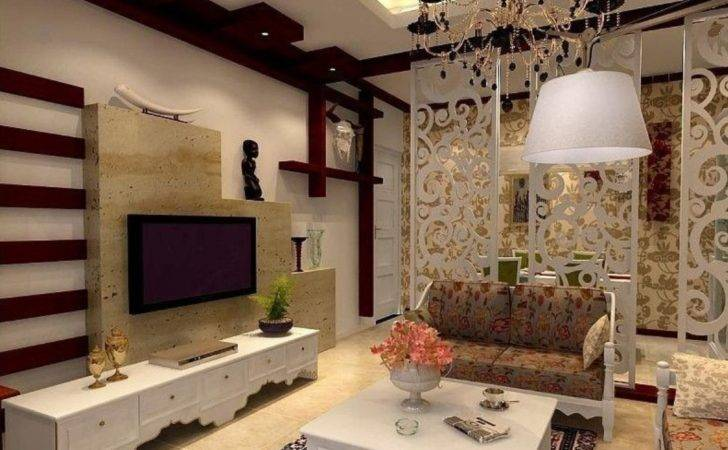 Living Dining Room Partition Designs