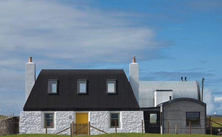 Living House Inspired Traditional Scottish Homes