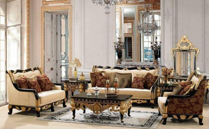 Living Room Decorating Beautiful Rooms Traditional