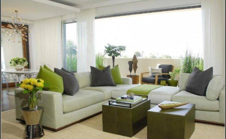 Living Room Furniture Arrangement Examples Sectional