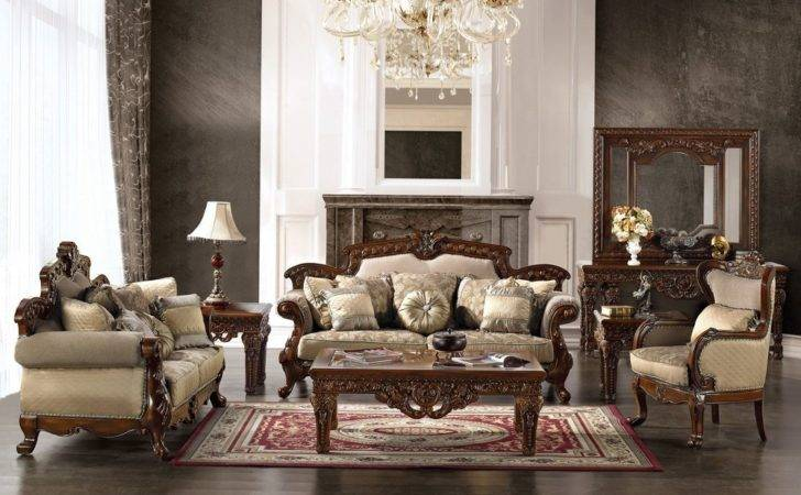 Living Room Furniture Victorian Style Modern House