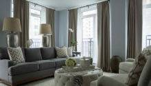Living Room Gray Color Schemes Interior
