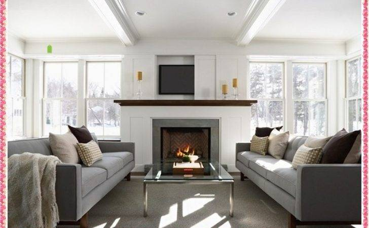 Living Room Layout Fireplace New