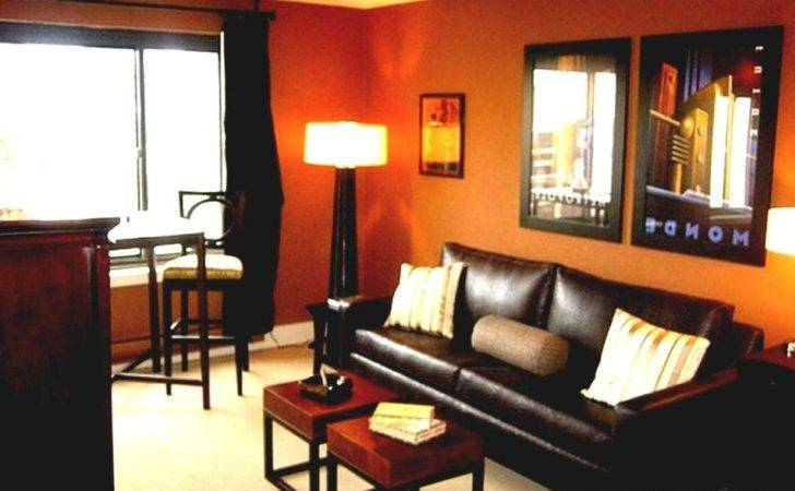 Living Room Paint Ideas Brown Furniture