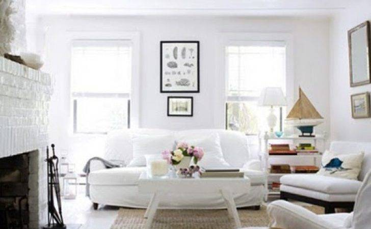 Living Room White Walls Home Decor Report