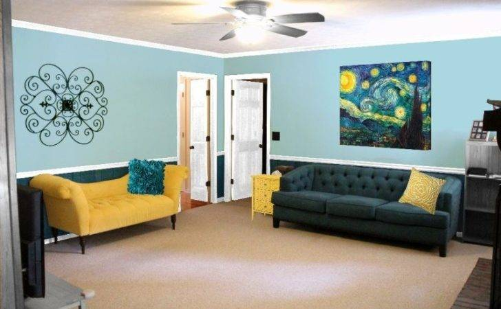 Living Style Room Paint Ideas Interior Design