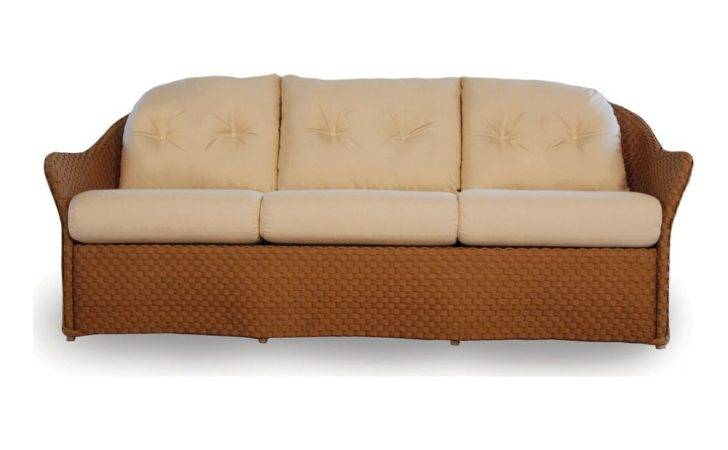 Lloyd Flanders Canyon Sofa Replacement Cushion