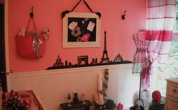 Local Food Girl Pink Paris Bedroom More Could