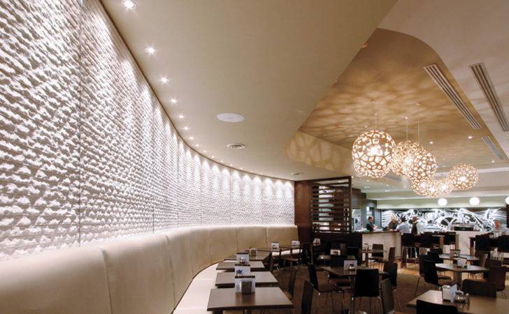Long Feature Wall Design