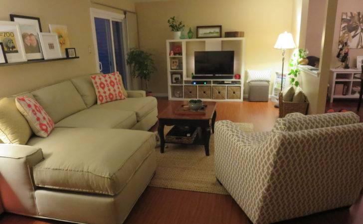 Long Living Room Layout Vie Brie