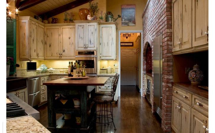 Looking French Country Kitchen Design Style
