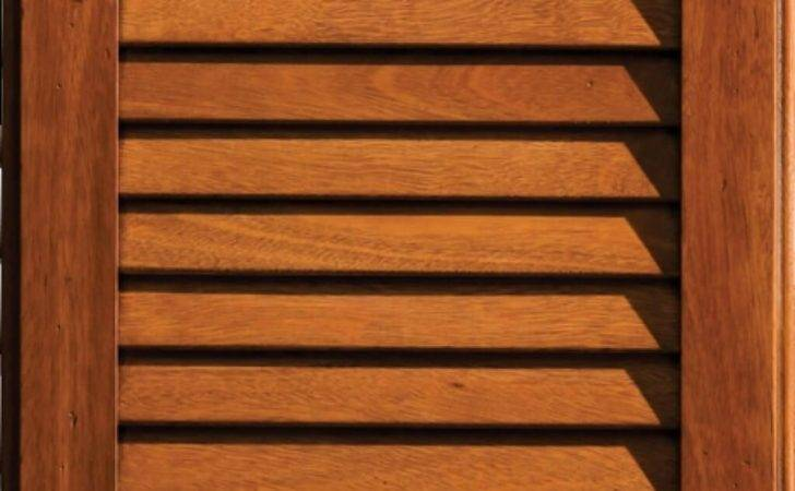 Louvers Doors Ironwood Manufacturing Oversized