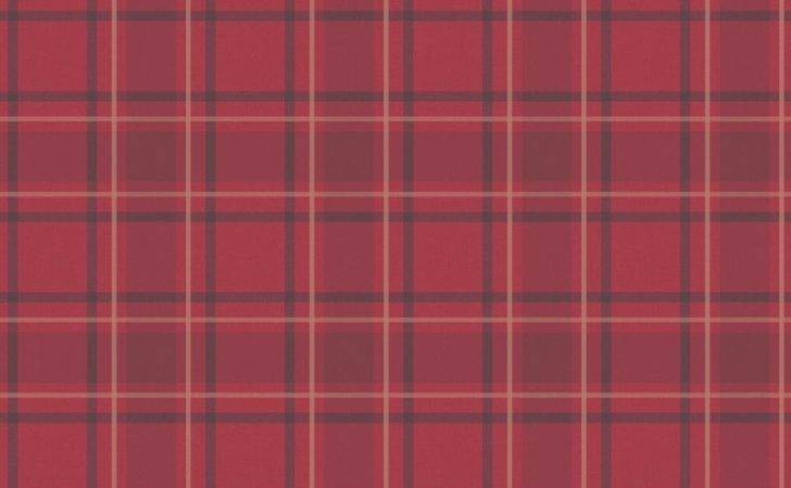 Love Tartan Traditional Red