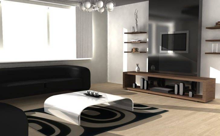 Lovely Contemporary Living Room Design Interior