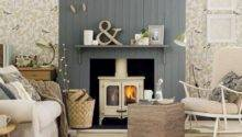 Lovely Country Style Living Room Ideas Decozilla
