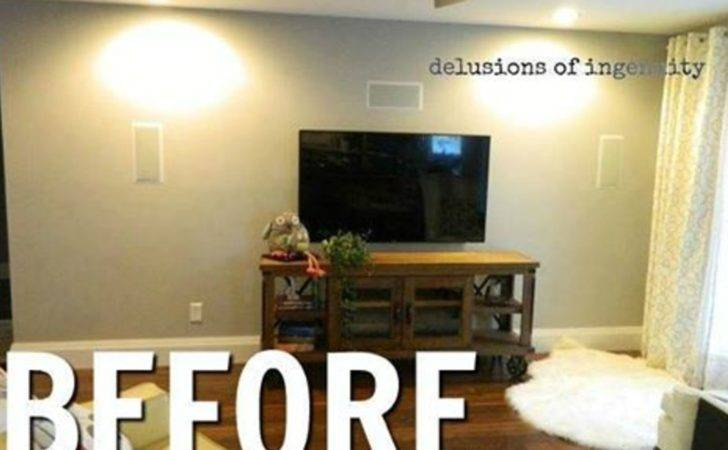 Low Budget Ways Decorate Your Living Room Walls
