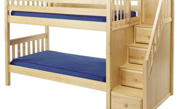 Low Bunk Beds Stairs Adastra