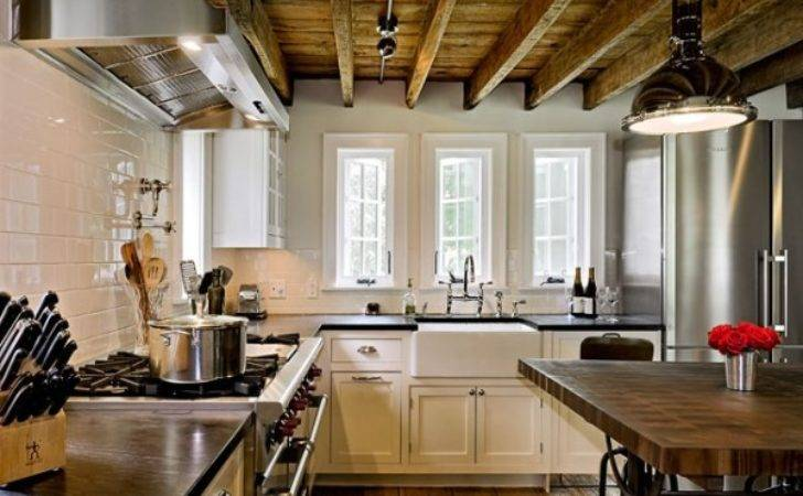 Low Ceilings Old Home Problem Content Cottage