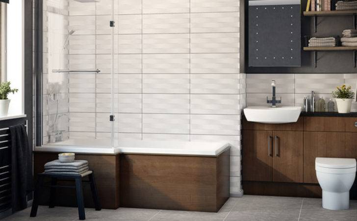 Luciana Bathroom Suite Contemporary Other