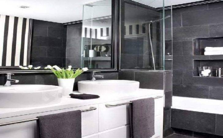 Luxurious Grey Bathroom Ideas