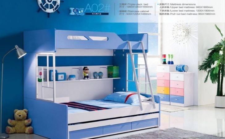 Luxury Baby Beds Bunk Camas Childrens Stairs Top