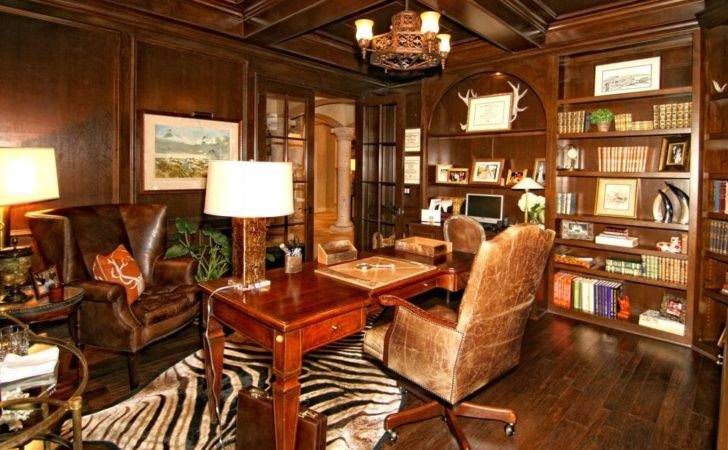 Luxury Home Offices Ideas Zebra Carpet Also Cool