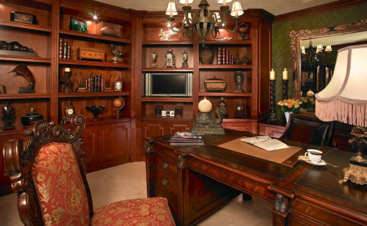 Luxury Modern Home Office Design Ideas Cor