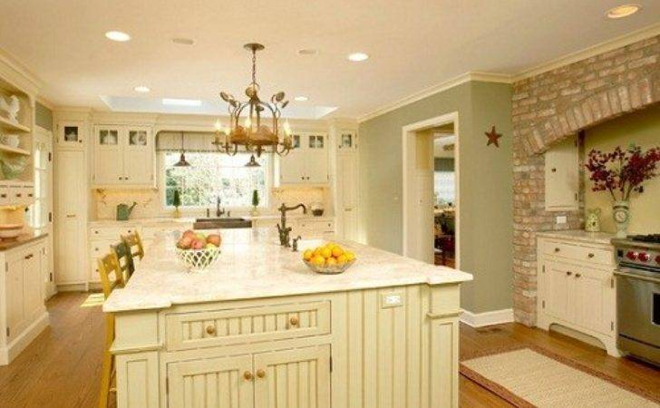 Magnificent Country Kitchen Paint Color Ideas New Style