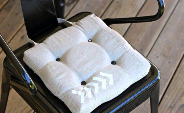Make Chair Seat Cushion Youtube