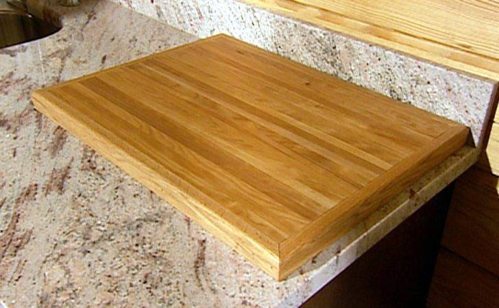 Make Cutting Board Out Reclaimed Wood