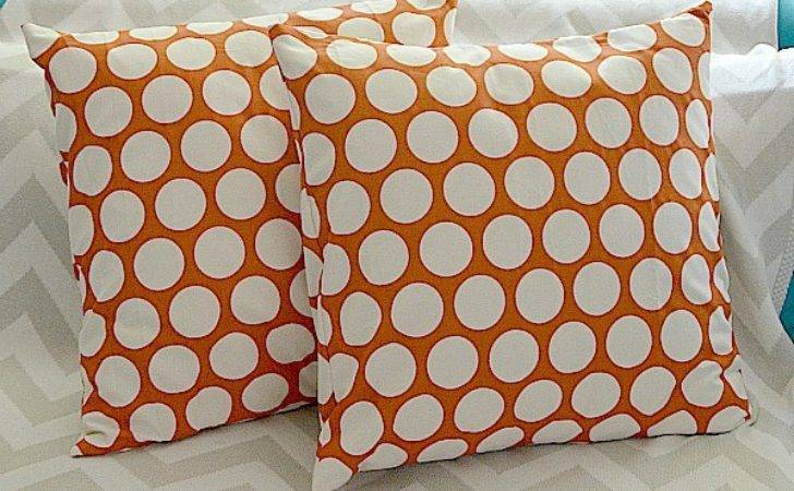 Make Envelope Pillow Covers Easy Steps
