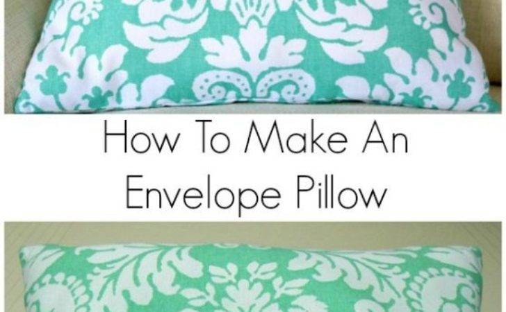 Make Envelope Pillow Newton Custom Interiors