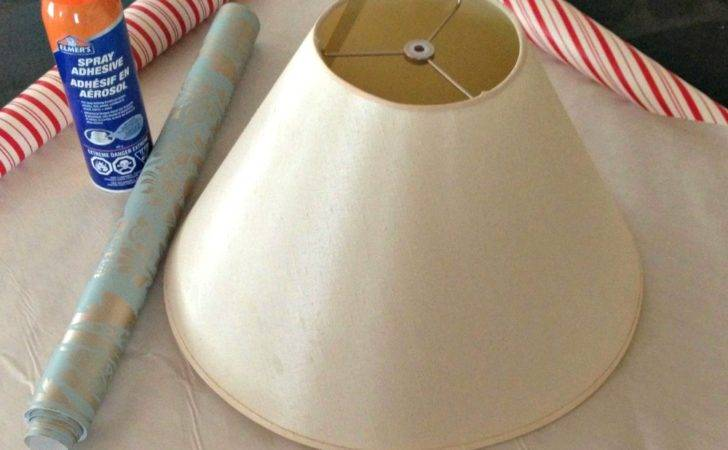 Make Lampshade Out Slides Lamps Lighting