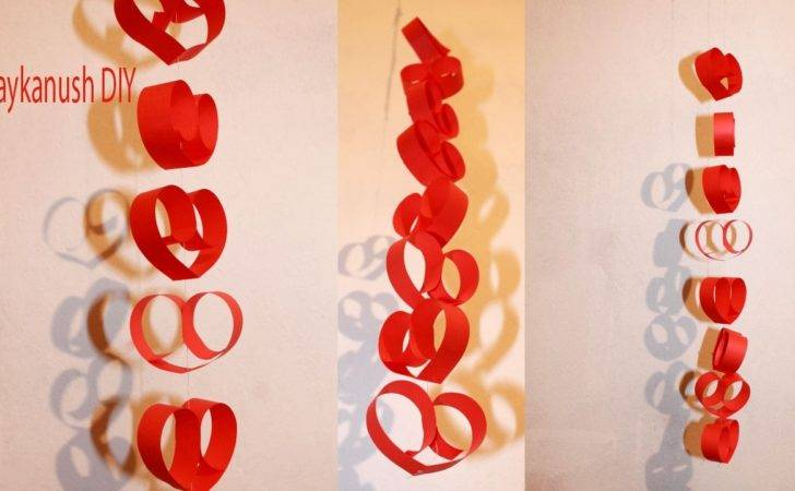 Make Paper Decorations Your Room Easy Crafts