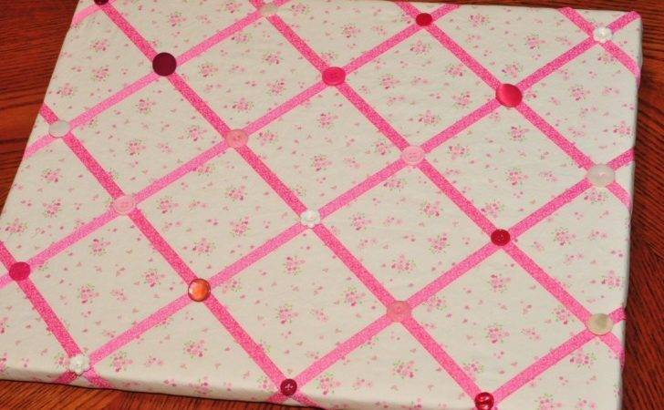 Make Ribbon Memo Board Sippy Cup Mom
